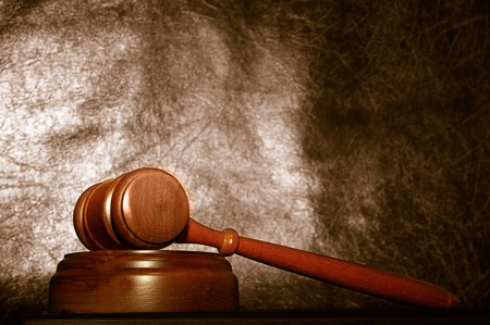 ruling: legal gavel