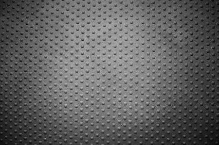 metal sheet: sheet of metal with round rivet pattern