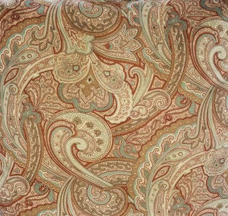 Fancy paisley design pattern                                Stock fotó