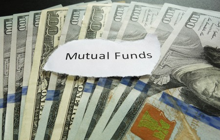 mutual fund: Mutual Fund note on assorted cash