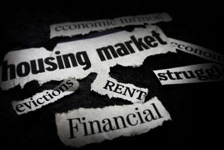 Rent, Eviction and other assorted recession related news headlines