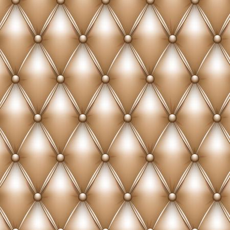 Stock vector illustration leather upholstery. Genuine leather. Luxury background. EPS 10 Illustration