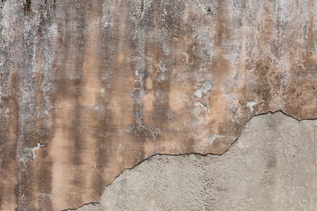 mustiness: Old textured wall from stone in Rome