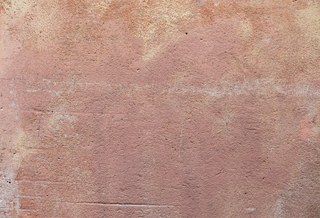 red stone: Antique red textured wall from stone in Rome
