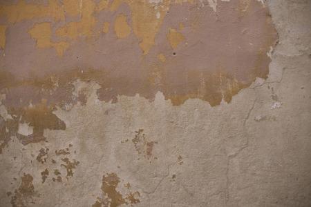Strukturierter Straße Wand in Arezzo, Italien Standard-Bild - 47728691