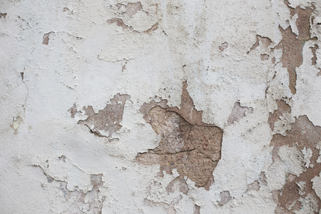 mustiness: Antique wall from stone in Rome Stock Photo