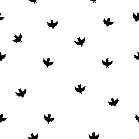 Fantastic unusual seamless halloween pattern with bats. Can be used for wallpaper, greeting cards, webpage backgrounds, wrapping paper or fabric.