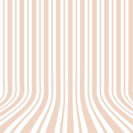 Vertical striped background. 3d effect. Empty space. Vector illustration. Standard-Bild - 102581845