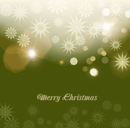 vector holiday Christmas background  Stock Vector - 14506601