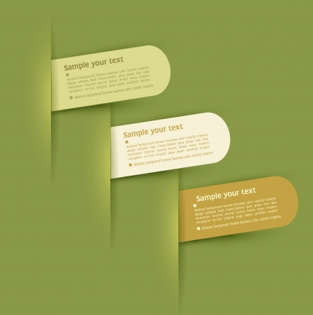set with label  Illustration