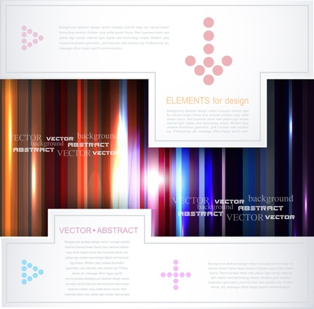 vector background  design element for business