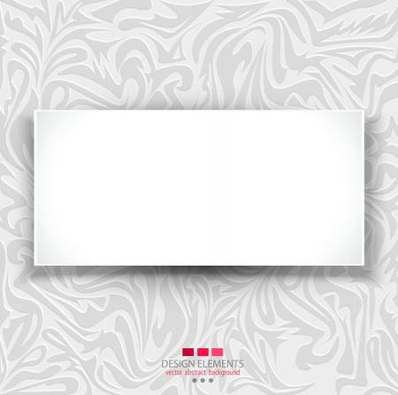 Gray,   delicate, luxurious background with space for text Illustration