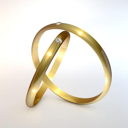 Engagement Rings Reklamní fotografie - 17225572