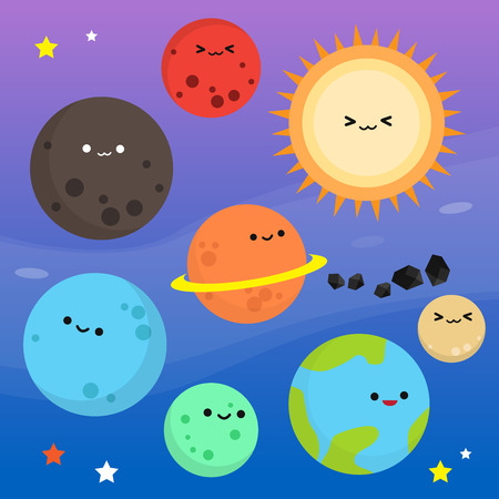 Planet Cartoon Clip art