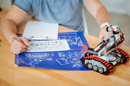 schemes: Professional engineer drawing schemes