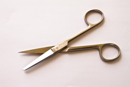 its a  hairdressers equipment and dressmaker,use for cut thread photo