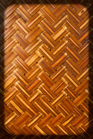 craftman: Abstract weave bamboo background,exquisite craftman skill