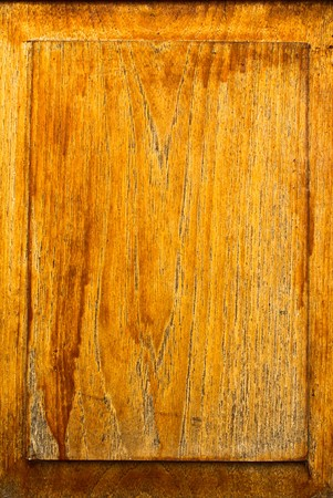 take from old classic wood door surface Stock Photo - 7817504
