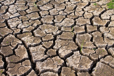 Global warming concept of cracked ground,be arid Stock Photo - 8367718