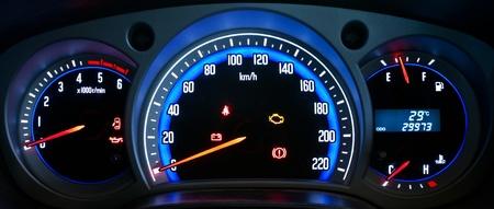 Nowoczesne samochód oświetlone pulpitu nawigacyjnego przeznaczone do walki radioelektronicznej