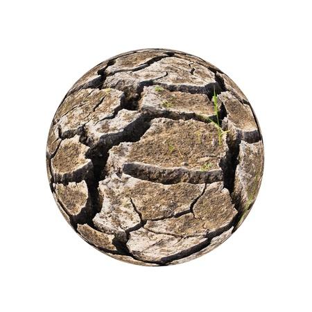 deforestacion: Tierra sin agua - la cat�strofe ecol�gica global, un supuesto fant�stico del futuro
