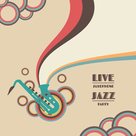 saxophone live show, jazz music concert