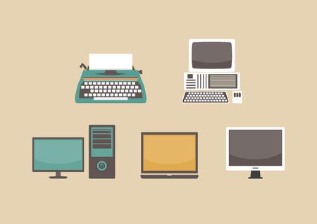 former: evolution of computer, former to present