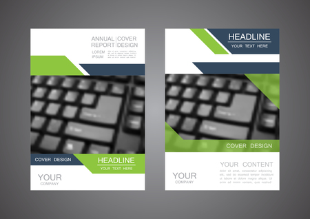 cover: business cover design, annual report, cover template