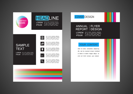 cover: modern design, cover template