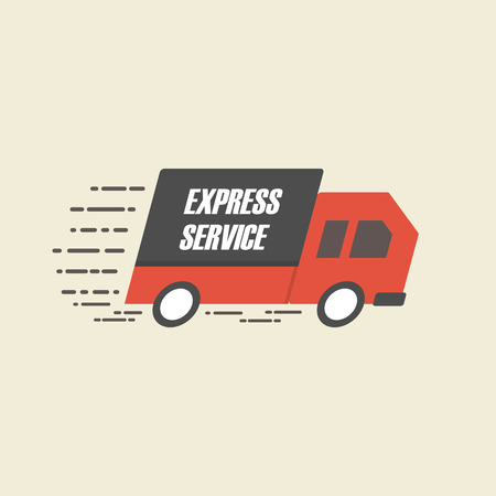 fast delivery service, speed transportation