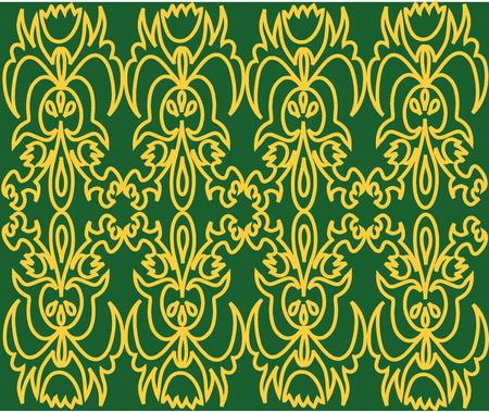 frizz pattern: vectorial  pattern
