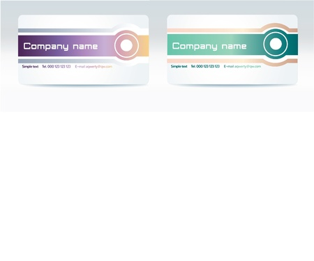prerequisite: Color drawing basics for making a business card