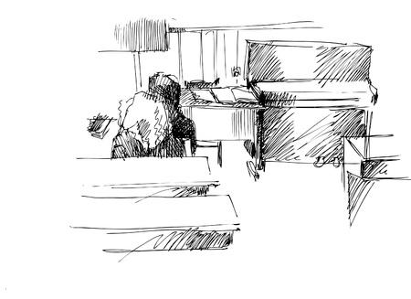 belonging: studentsstudents in a class-room