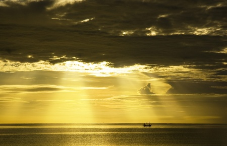 gloden: A wonderful moment of light