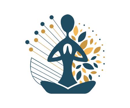 Yoga Vector Art