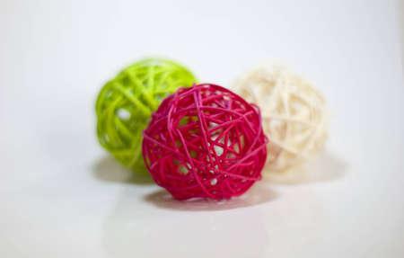 weave ball: Color Ball