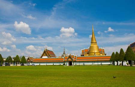 The Royal Palace in Bangkok, Thailand  Stock Photo - 12926001