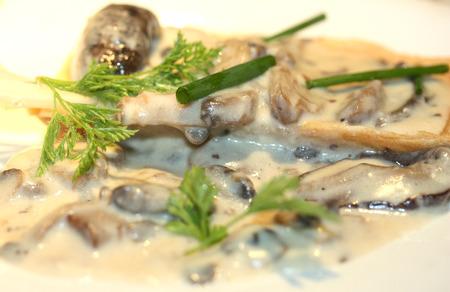 Fresh appetizer at the restaurant 版權商用圖片