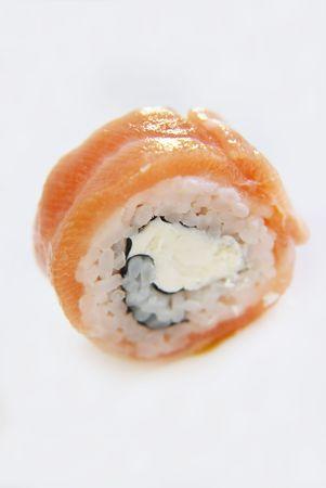 philadelphia roll: Philadelphia sushi roll
