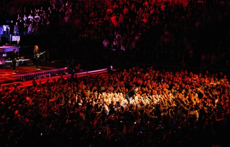 Bruce Springsteen s concert in Madison Square Garden