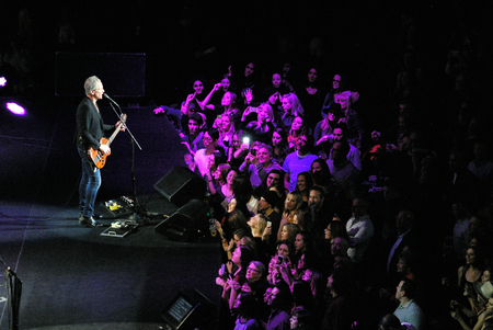 Fleetwood Mac began NYC-area run at Madison Square Garden?