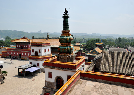 Temple of the Qing Dynasty, Puning Temple