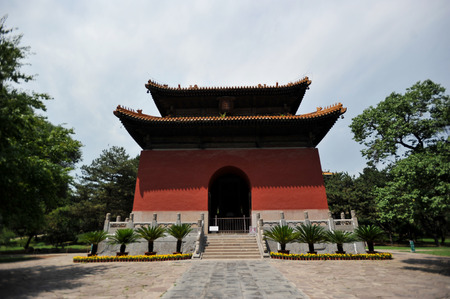 Temple of Fu Shou in Chengde, Hebei 版權商用圖片