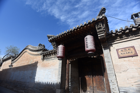 Ming Dynasty Ancient West Castle, Wei County, Hebei Province