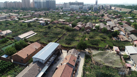 Global important agricultural cultural heritage - China Xuanhua City Traditional Vineyards