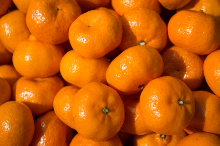 a pile of oranges 스톡 콘텐츠