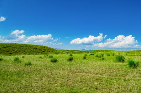 Rural scenery