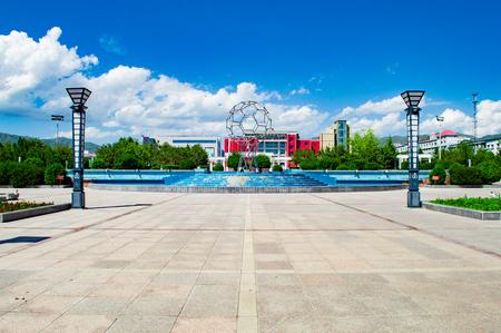 Xinjiang Zhaosu Central Square