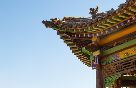 Traditional Chinese architecture