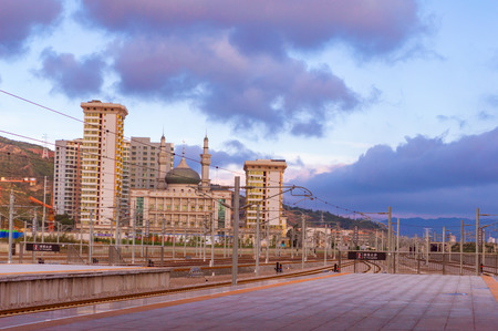 Xining Railway Station Editorial
